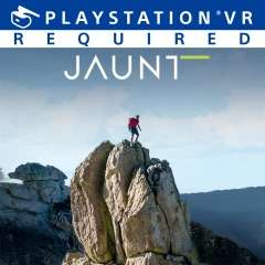 Jaunt VR - Virtual Reality New Free for PS VR (not a game, but a VR experience)