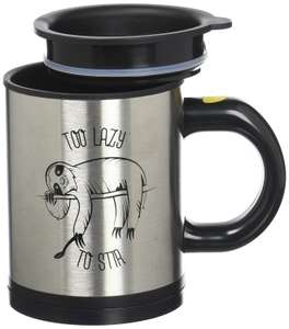 Sloth Self Stirring Mug - £12.96 @ Amazon