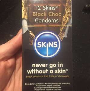 Skins 12pk condoms 99p @ Poundstretcher