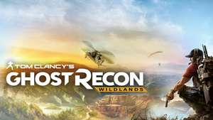 Ghost Recon Wildlands PC £21  - PS4/XBox One £23.99 - Ubisoft deal of the day