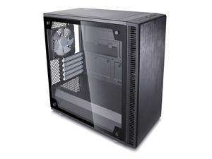 Fractal Design Define Mini C Tempered Glass Micro-ATX Case - £57.48 @ Novatech