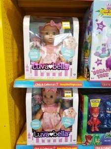 Luvabella back in Stock - £99.99 @ Smyths TOYS Speke