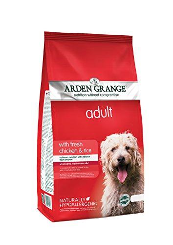 Arden Grange Adult Chicken Dog Food - 12 kg £22.09p @ Amazon.co.uk.