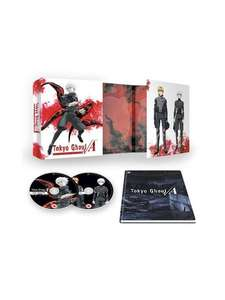 Tokyo Ghoul A Blu-ray Ltd Collector's Ed - Was £59.99 now £9.99 - One day deal @ All The Anime