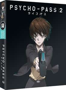 Psycho-Pass 2 Blu-ray Ltd. Ed. - Was £59.99 now £14.99 - One day deal @ All The Anime