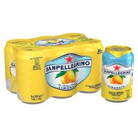 San Pellegrino Limonata 6x £3 @ ASDA