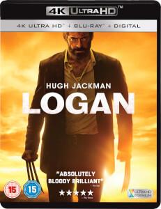 Logan 4k blu ray - £14.99 @ Zavvi