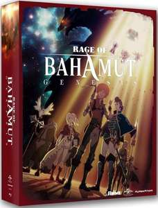 Rage of Bahamut Blu-ray Ltd. Ed. - Was £59.99 now £14.99 - One day deal @ All The Anime