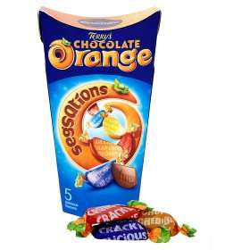 Terry's Chocolate Orange Segsations 300g £2 @ ASDA