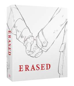 Erased Part 1 (Blu-ray+DVD Ltd Ed.) - Was £59.99 now £14.99 - One day deal @ All The Anime