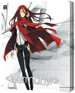 Harmony Blu-ray+DVD (Ltd Ed Steel Box) - Was £39.99 now £9.99 - One day deal @ All The Anime
