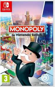 Monopoly Nintendo Switch £20 @ Amazon