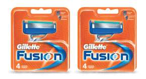 Gillette Razors, Blades & Gels on offer @ Tesco (items starting from £1.50 for gels)