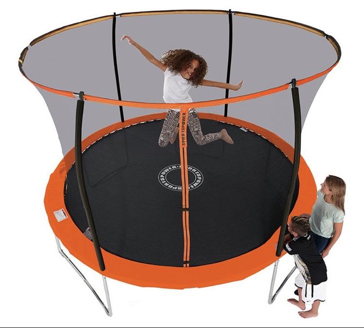 Sportswear 8ft trampoline with folding enclosure £89.99 @ Argos