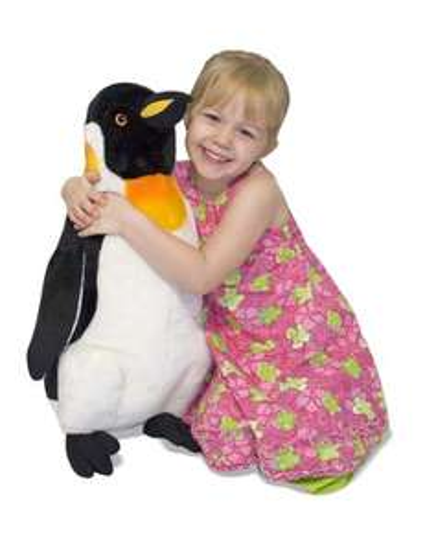 Melissa & Doug Giant Penguin Plush (60cm / 24inches) £14.07 Prime / £18.82 Non Prime @ Amazon