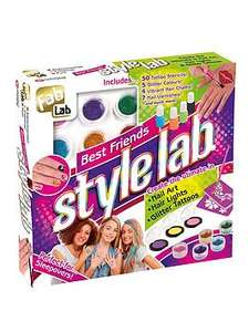 Fab lab style lab 3 in 1: Save £6 + free c+c @very