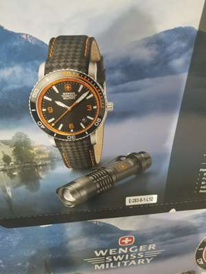 Wenger Swiss Military Roadster Sports Watch - £95.98 instore @ Costco