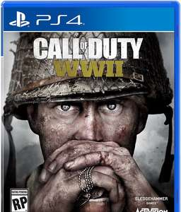 Call of Duty World War 2 PS4 - £41.99 @ simply games