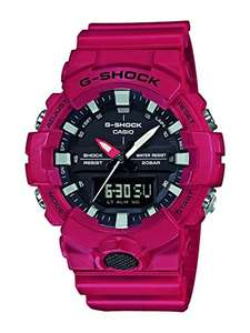 Casio G-Shock GA-800-4AER - £65.80 @ Amazon