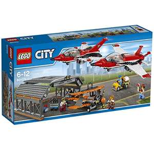 LEGO 60103 City Airport Air Show £41.40 @ Amazon
