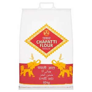 Tesco Medium Chapatti Flour - £3.50