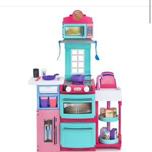 Little tikes cook and store kitchen £40.95 Debenhams with code