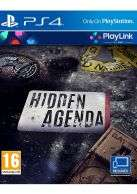 Hidden agenda (PS4) £9.85 @ simplygames
