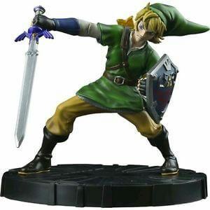 LINK FIGURINE  (THE LEGEND OF ZELDA: SKYWARD SWORD) see op for  SCERVO @ zavvi - £19.99 each