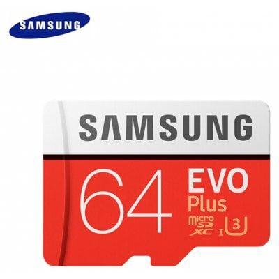 64gb evo plus Samsung microSD - £16.40 @ Gearbest