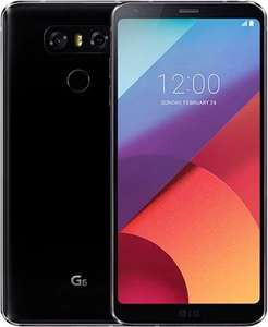 Used LG G6 32GB Black, EE A at cex £285 @ CEX