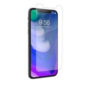 Premium Tempered Glass Screen Protector 9H Film (Transparent) for iPhone X - FREE Delivery - 93p @ Gearbest
