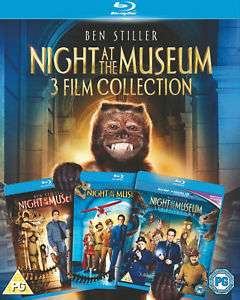 Night at the Museum Trilogy (Blu-Ray) £6.99 Delivered @ TheEntertainmentStore via eBay (£6.72 @ Amazon With Prime)