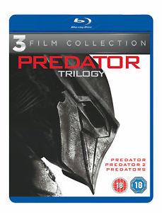 Predator Trilogy bluray £4.99 @ Entertainment Store eBay