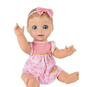 Luvabella blonde doll in stock for home delivery £99.99 @ The Toy Shop
