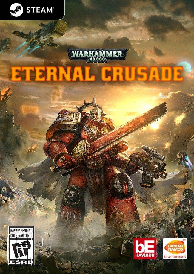 Warhammer 40000 Eternal Crusade (Steam) £4.99/£4.74 @ CDKeys