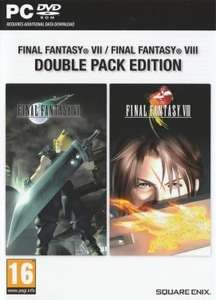 Final Fantasy VII + VIII Double Pack (Steam) £7.16 @ Instant Gaming