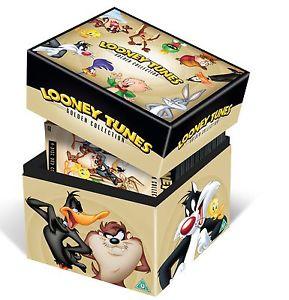 Looney Tunes Golden Collection Box Set (24 Discs) (DVD)  £19.99  theentertainmentstore/ebay