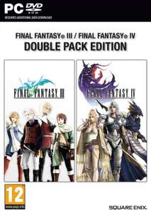 Final Fantasy III + IV Double Pack (Steam) £6.23 @ Instant Gaming