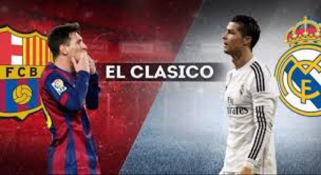 El Classico - FREE Live Football - Real Madrid v Barcelona Sky Sports Mix, Saturday 23rd December at 11.30 discount deal