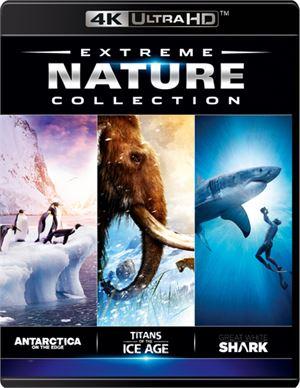 Extreme Nature Collection (Blu-ray) 4K Ultra HD £16.99 Del @ taketimeoutentertainment (Xtravision)
