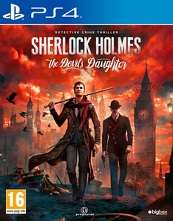 ex rental Sherlock Holmes The Devils Daughter PS4 £9.99 @ Boomerang