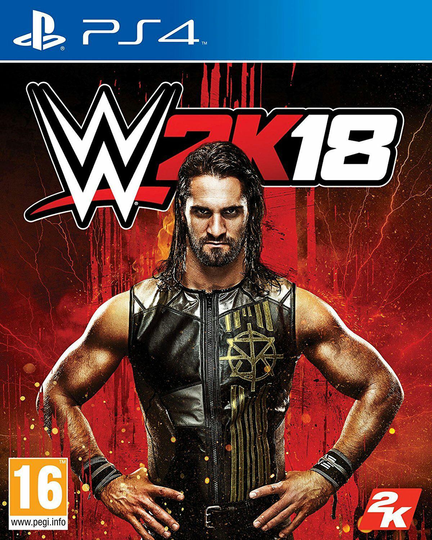 Wwe 2k18 PS4 / Xbox One £23.49 @ Amazon