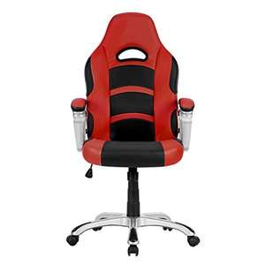 LANGRIA High-Back Computer Gaming Chair (Lightning Deal) £55.98 @ Amazon (Sold by Wellshine and Fulfilled by Amazon)