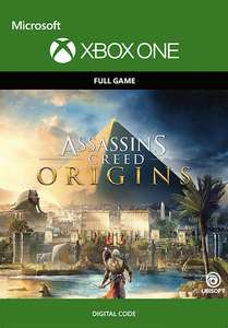 Assassin's Creed Origins + AC: Unity Xbox One (free) £27.99 (£26.59 with FB code) @ CD Keys