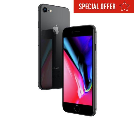 iPhone 8 64GB £659 @ Argos £40 OFFFFF