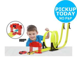 Chad Valley Street Showdown Racing Track & Cars Set £12.99 @ Argos Ebay
