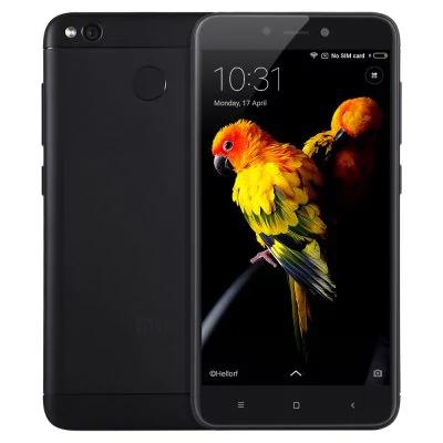 £97.09 GLOBAL VERSION Xiaomi Redmi 4X 3GB RAM 32GB UK Plug @ Gearbest