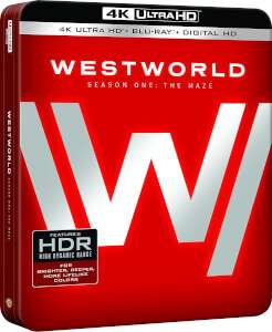 YEEHAW! Westworld 4k box set for just £36 in Zavvi flash sale!