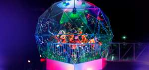 Corrpoate Events at The Crystal Maze LIVE Experience £2048 (for 32+ people) @ See tickets