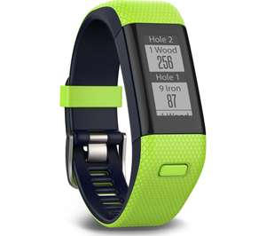 GARMIN Approach X40 - Lime Green, Regular Was £199.99 - £119.97 @ Currys